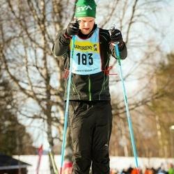 Skiing 90 km - Fredrik Tälle (1836)
