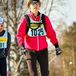 Skiing 90 km - Eva Olgemar (10296)