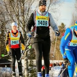 Skiing 90 km - Carl-Henric Landgren (14086)