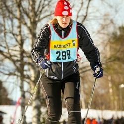 Skiing 90 km - Christina Holback (2986)