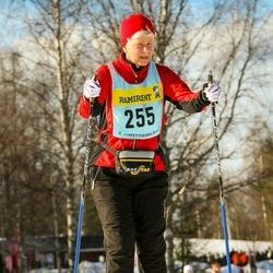 Skiing 90 km - Eva Mårtensson (2556)