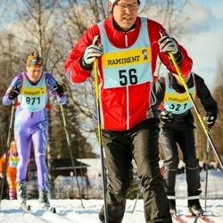 Skiing 90 km - Börje Sander (566)
