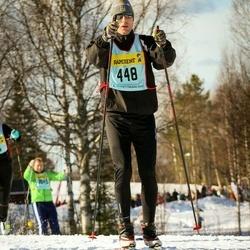 Skiing 90 km - Andreas Hagberg (4486)