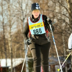 Skiing 90 km - Britt Nilsson (6866)