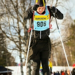 Skiing 90 km - Erik Stiernstedt (9066)