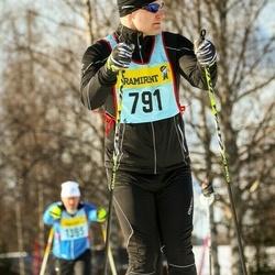 Skiing 90 km - Henrik Karlsson (7916)