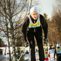 Skiing 90 km - David Sjöstrand (2956)