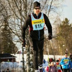 Skiing 90 km - David Murén (9156)
