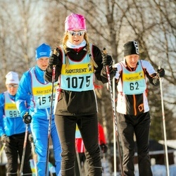Skiing 90 km - Mariann Syvertsson (10756)