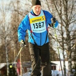 Skiing 90 km - Anders Karpmyr (13676)