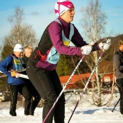 Skiing 90 km - Marianne Karlsen (12686)