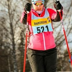 Skiing 90 km - Eva Groth (5216)