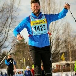 Skiing 90 km - Anders Hedendahl (14236)