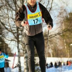 Skiing 90 km - Henrik Gabrielsson (176)