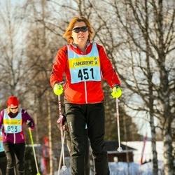 Skiing 90 km - Christina Lindén (4516)
