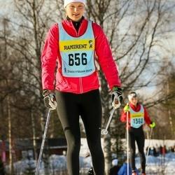 Skiing 90 km - Elin Wåhlin (6566)
