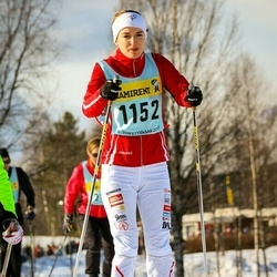 Skiing 90 km - Ebba Bonnier (11526)