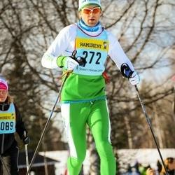 Skiing 90 km - Celilie Löwing (2726)