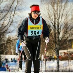 Skiing 90 km - Eva Flöden (2646)