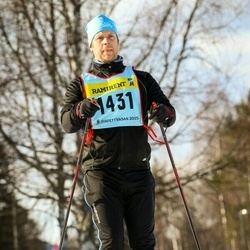 Skiing 90 km - Andreas Fagerås (14316)