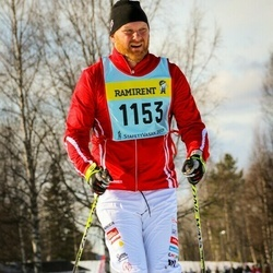 Skiing 90 km - Carl Fredrik Mannerberg (11536)