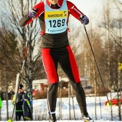 Skiing 90 km - Anders Bergvall (12696)