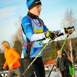 Skiing 90 km - Camilla Lundén (246)