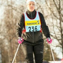 Skiing 90 km - Jenny Haraldsson (2366)