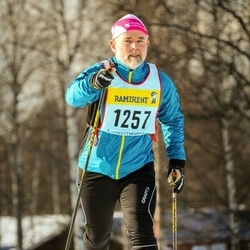 Skiing 90 km - Anders Tollmar (12576)