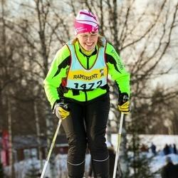Skiing 90 km - Ylva Rahm (14726)