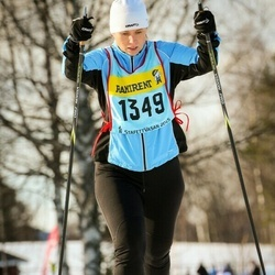 Skiing 90 km - Jenny Enmark (13496)