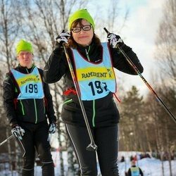 Skiing 90 km - Åsa Nilsson (1976)