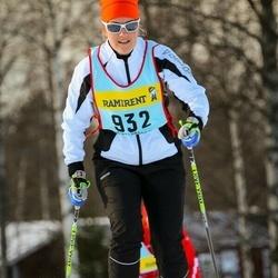 Skiing 90 km - Frida Jacobsson (9326)
