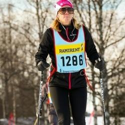 Skiing 90 km - Emelie Skarp (12866)