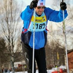Skiing 90 km - Jørgen Pedersen (11826)