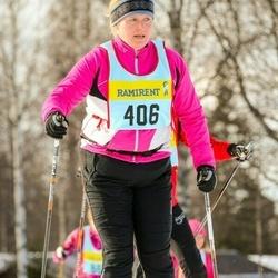 Skiing 90 km - Cariline Åhs (4066)