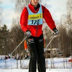 Skiing 90 km - Arvid Wedlin (1706)