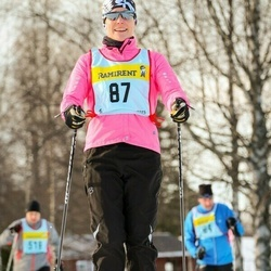 Skiing 90 km - Maria Svensson (876)