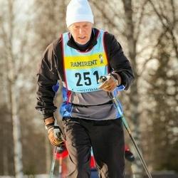 Skiing 90 km - Bert Andersson (2516)