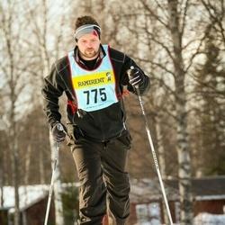Skiing 90 km - Kim Tönnersen (7756)