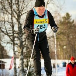 Skiing 90 km - Claes Carlsson (4546)