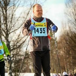 Skiing 90 km - Fredrik Dahlsberg (14356)