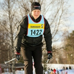 Skiing 90 km - Fredrik Yli-Luopa (14226)