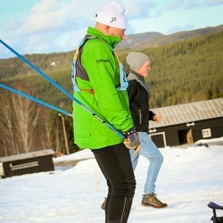 Skiing 90 km - Jan Hellström (11366)