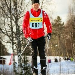 Skiing 90 km - Hans Löhman (8016)
