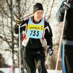 Skiing 90 km - Anders Ebenfelt (7336)