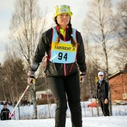 Skiing 90 km - Karin Wadman (946)