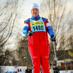 Skiing 90 km - Pege Andersson (14806)