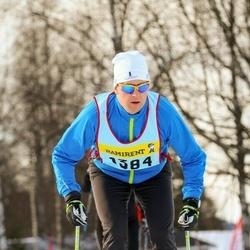 Skiing 90 km - Daniel Vårdstedt (13846)