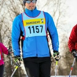 Skiing 90 km - David Strömberg (11576)